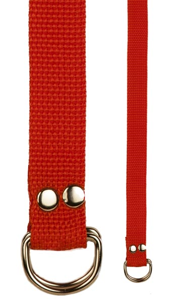 Champion Sports 20214 Football Belt Red