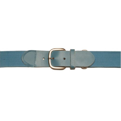 Champion Sports UBCB Adult Baseball & Softball Uniform Belt Columbia Blue