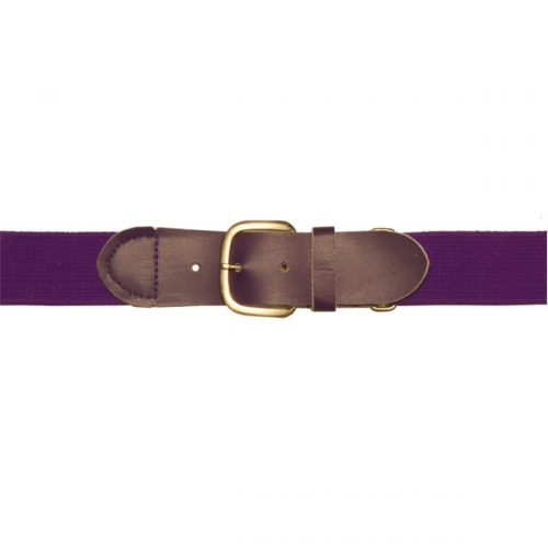 Champion Sports UBPR Adult Baseball & Softball Uniform Belt Purple