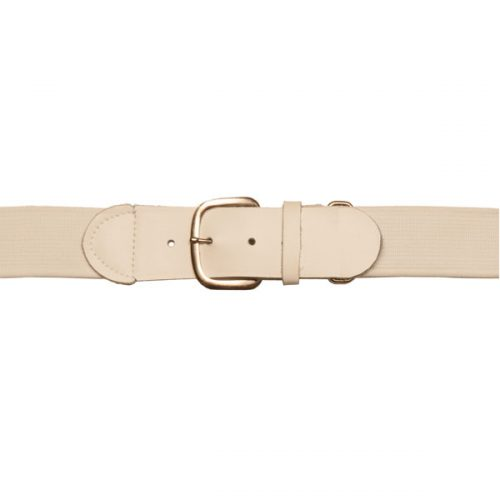 Champion Sports UBYWH Youth Baseball & Softball Uniform Belt White