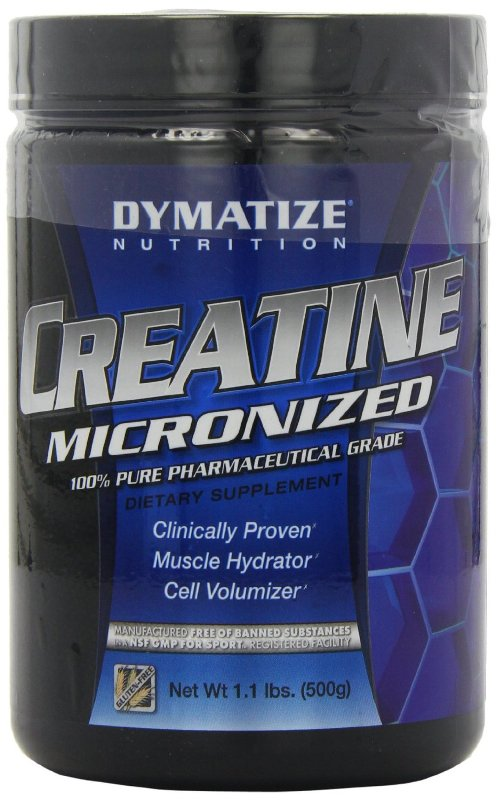 Dymatize Nutrition Creatine 500 g - DYMACREA500G0000PW