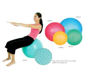 EcoWise 85500-Bulk 45 cm Fitness Ball Sunflower