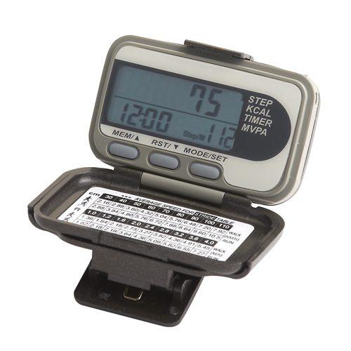 Ekho 1376383 MVPA Accelerometer with Display Gray
