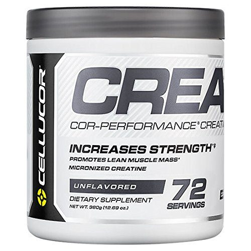 Europa Sports Products 6550522 360 g Cor-Perfomance Creatine