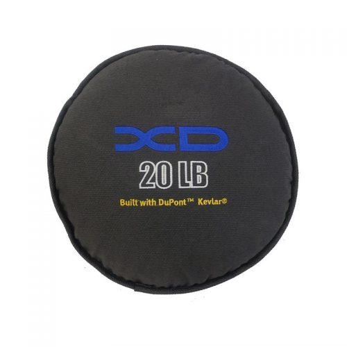 Exemplar Design 1395610 XD Kevlar Sand Disc - 20 lbs