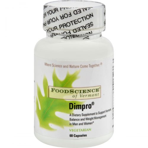 Food Science of Vermont HG0615336 Dimpro Dietary Supplement - 60 Capsules