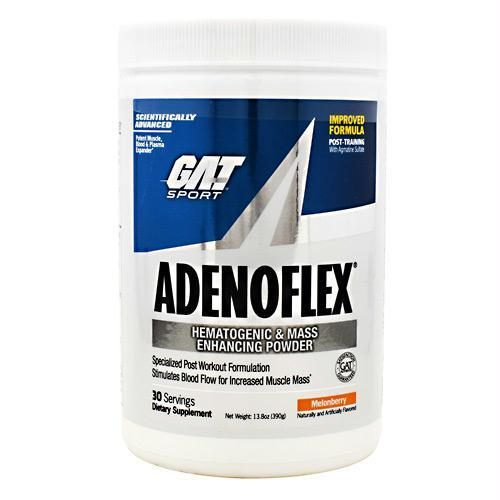 Gat Sport 370156 Adenoflex Melon Berry - 30 Servings