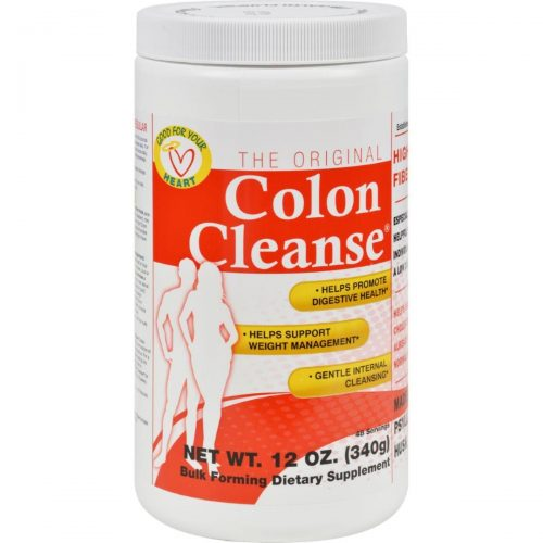 Health Plus HG0868109 12 oz the Original Colon Cleanse Plain