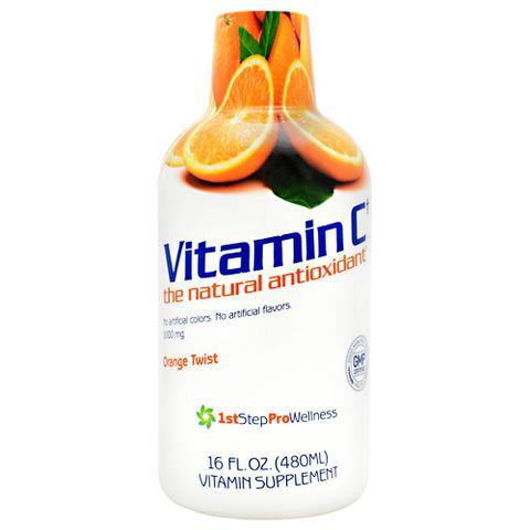 High Performance Fitness 3610039 16 oz Original 1st Step Citrus Vitamin Liquid