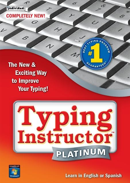 Individual Software EK5-M21 Typing Instructor Platinum 21 - Mac - 5 Keys