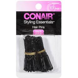 Merchandise 7259522 Conair Hair Black Pins 100 Count