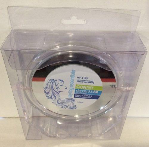 Merchandise 7260024 Conair Flip & View 1X & 5X Mirror