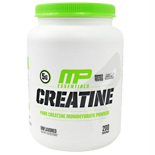 Muscle Pharm 4820249 1000 g Essentials Creatine Unflavored - 200 Servings