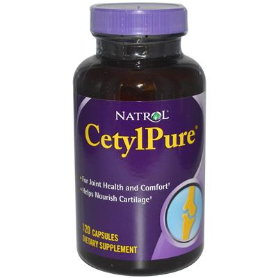 Natrol Cetylpure - 120 Capsules