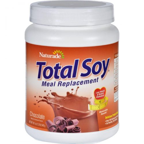 Naturade HG0951681 19.05 oz Total Soy Meal Replacement - Chocolate