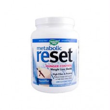 Natures Way HG0796870 1.4 lbs Metabolic Reset Shake Mix Vanilla