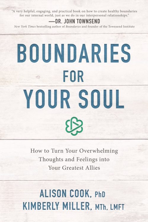 Nelson & Nelson Books 151371 Boundaries for Your Soul