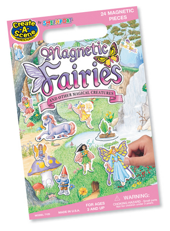 Patch Products 7125 Create-A-Scene - Faries