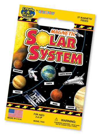 Patch Products 7433 Create-A-Scene - Solar System