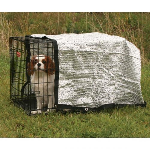 Pet Pals ZW726 06 ProSelect Solar Canopy 6 x 6 Ft