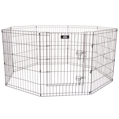 Petmaker M320099 58 x 60 x 3 in. Exercise Playpen Set