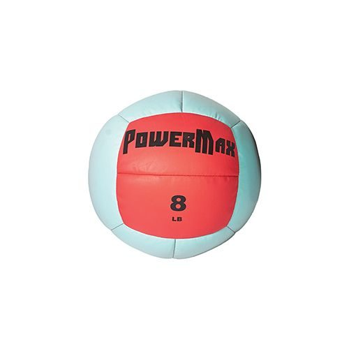 PowerMax PMTA1363 8 lbs 14 in. Medicine Ball