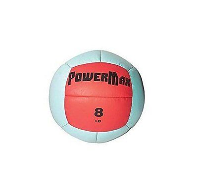 PowerMax PMTA1364 10 lbs 14 in. Medicine Ball