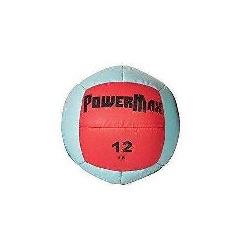 PowerMax PMTA1366 14 lbs 14 in. Medicine Ball