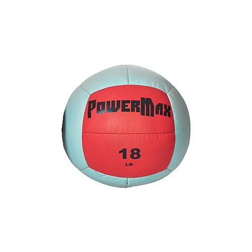PowerMax PMTA1368 18 lbs 14 in. Medicine Ball