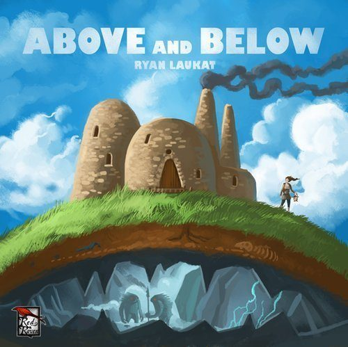 Red Raven Games RVM009 Above & Below Game