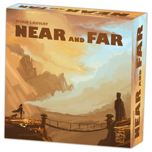 Red Raven Games RVM015 Near & Far Board Games