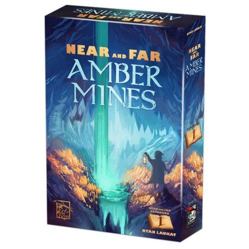 Red Raven Games RVM018 Near & Far Amber Mines