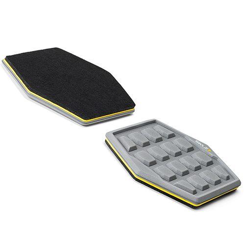 SKLZ 1395543 Court Slidez Core Stability Disc