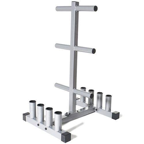 SSN 1366837 Olympic Weight Bar & Plate Holder