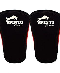 Spinto USA 9160045 7 mm Elbow Sleeves Black - Medium