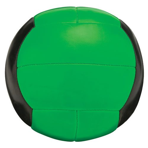 Sport Supply Group 1266276 Athletic Connection Medicine Ball - Green