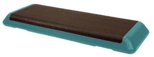 The Step F1102W Original Health Club 1 Step Teal Platform