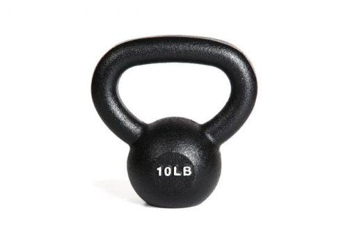 York Barbell 15110 10 lb. Kettlebell