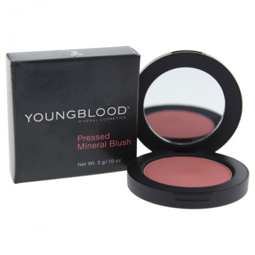 Youngblood W-C-11889 0.10 oz Pressed Mineral Blush for Women Blossom