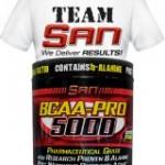 san_bcaa-pro_5000_free_team_san_t-shirt
