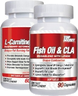 top_secret_nutrition_l-carnitine_raspberry_ketones_free_fish_oil_cla
