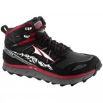 Altra Lone Peak 3.0 Mid Neoshell: Altra Men's Hiking Shoes Red