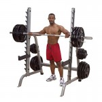 Body-Solid Squat Stand With Gunrack GPR370