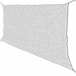 Cimarron 70' x 12' #42 Net Divider (for use with Baseball / Softball Batting Cages)