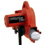 Heater Sports PowerAlley PRO Real Baseball Pitching Machine