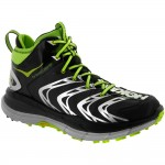 Hoka One One Tor Speed 2 Mid WP: Hoka One One Men's Hiking Shoes Black/Dark Shadow