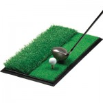 JEF World of Golf Fairway & Rough Practice Mat
