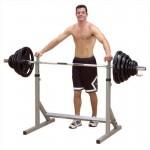 Powerline Standing Squat Rack PSS60X