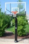 Pro Jam Adjustable Basketball System with Acrylic Backboard