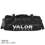 Valor Sdb-Sm - Sand Bag Small - Black
